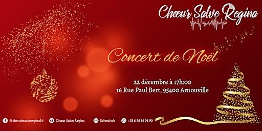 Salve Regina en Concert de Noël
