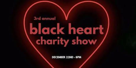 Black Heart Charity Show tickets
