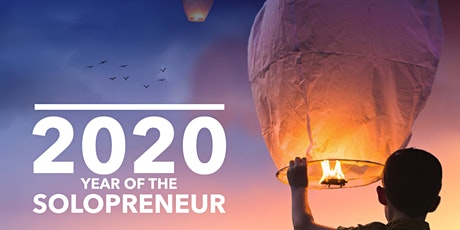 2020: The Year of the Solopreneur! (Lunch & Learn) tickets