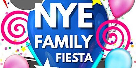 NYE Family Fiesta 2020 tickets