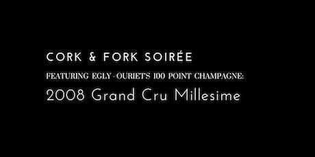 Cork & Fork Logan DC Soirée Tasting tickets