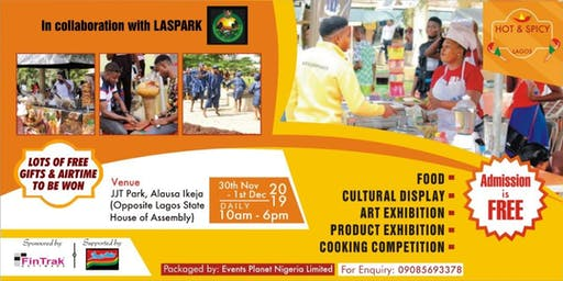 Lagos Hot and Spicy Festival