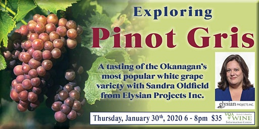 Exploring Pinot Gris