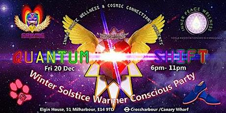 Quantum Shift Winter Solstice Conscious Party  tickets