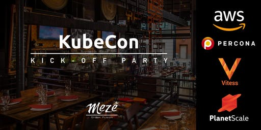 KubeCon kick-off party hosted by PlanetScale