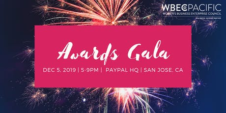 WBEC Pacific Awards Gala - SOLD OUT tickets