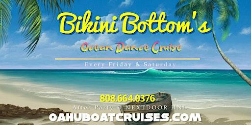 January 17th: Bikini Bottom's {Fireworks Dance Cruise}