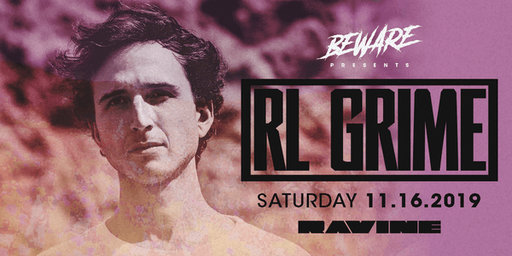 RL Grime at Ravine