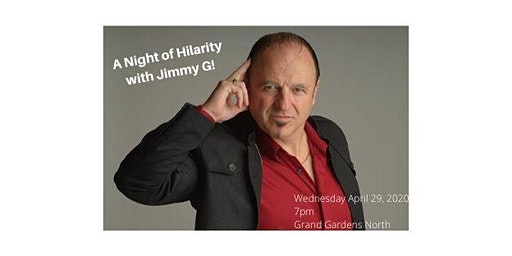 A Night of Hilarity with Jimmy G