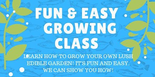 How To Grow Your Own Lush & Edible Garden