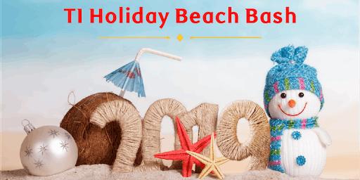 TI Holiday Beach Bash - Business Partner Ticket