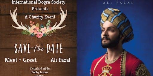Meet & Greet - Ali Fazal