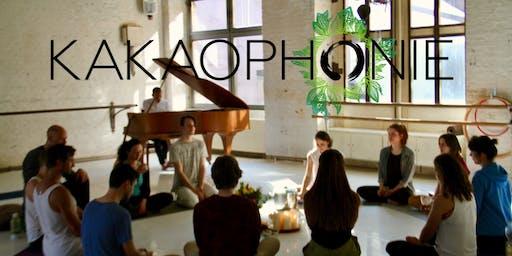 KAKAOPHONIE Nr. 11 Mit Yoga Kakao & Klaviermusik