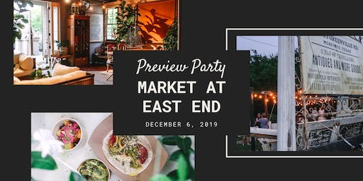 The Preview Party for Market at East End