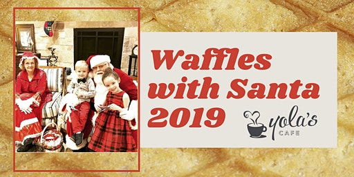 Waffles with Santa 2019