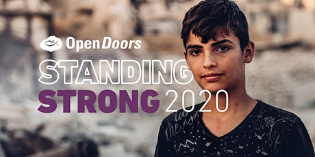 Standing Strong 2020 Evening Gathering: Chester tickets