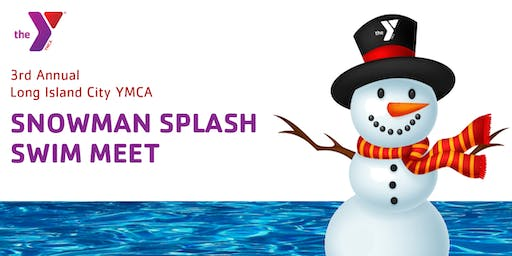 2019 LIC YMCA Snowman Splash Swim Meet