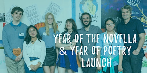 Year of Poetry & Year of the Novella Launch
