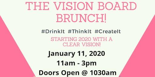 The Vision Board Brunch