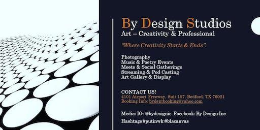 By Design Studio Events!
