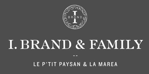 I. Brand & Family Fall Release Open House & Wine Club Pick Up Party