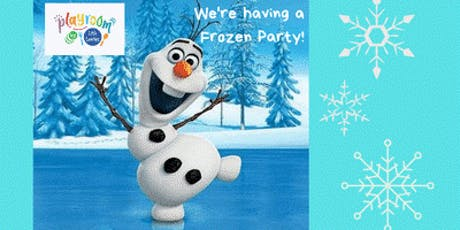 Frozen Party at the Playroom tickets