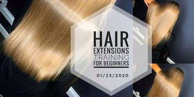 Hair Extension Training for beginners