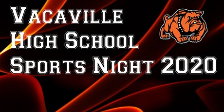 Vacaville High Sports Night 2020 tickets