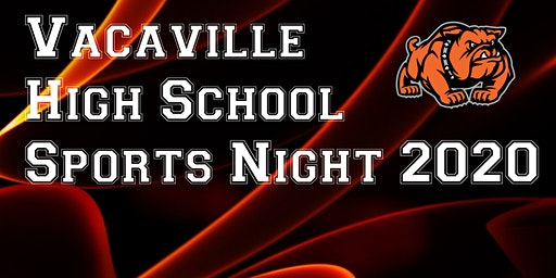 Vacaville High Sports Night 2020