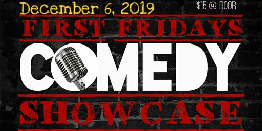First Fridays Comedy Showcase feat. Adam Walsh