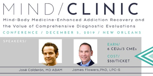 TPN.Health MIND CLINIC featuring Dr. José Calderón and Dr. James Flowers