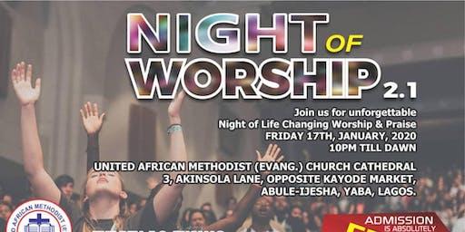 NIGHT OF WORSHIP 2.1