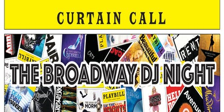 Curtain Call: The Broadway Night at Arlene's Grocery! tickets