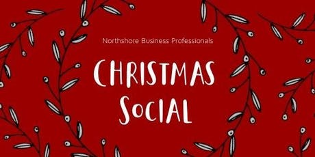 NBP Christmas Cocktail Social tickets