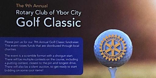 9th Annual Rotary Club of Ybor City GOLF CLASSIC