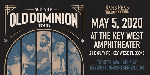 Old Dominion at The Key West Amphitheater