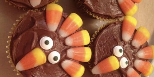 Cupcakes and Crowns: Thanksgiving