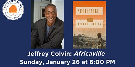 Jeffrey Colvin: Africaville tickets