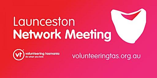 Volunteering Tasmania Network Meeting - North