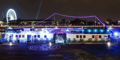International Boat Party 23 Nov 2019 - Open Bar & Free entrance billets