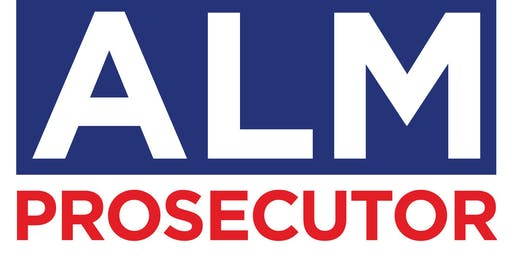 Announcement:  Steve Alm for Prosecutor