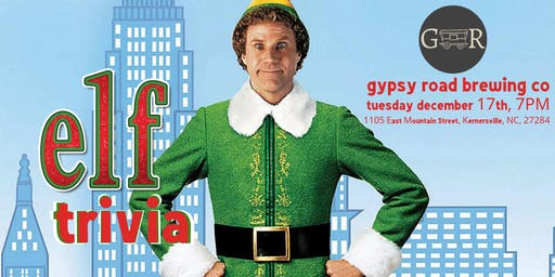 Elf Trivia at Gypsy Road Brewing Company