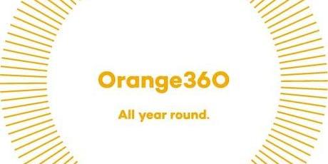 Orange360 Christmas Drinks tickets