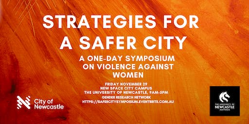 Strategies for a Safer City: a one-day symposium on Violence Against Women