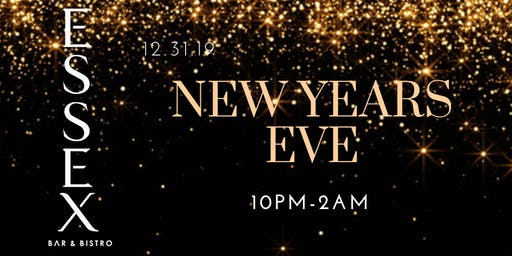 New Year's Eve Party at Essex