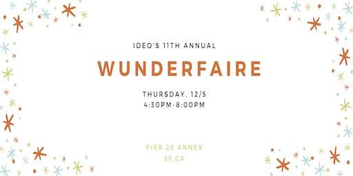 IDEO Wunderfaire 2019
