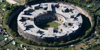 Harwich redoubt Fort ghost hunt