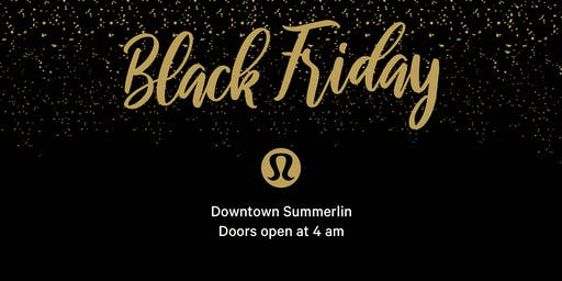 Golden (Black) Friday