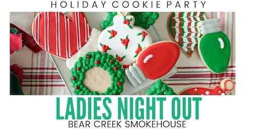 Ladies Night Cookie Decorating Class