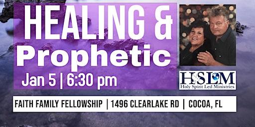 Healing & Prophetic Cocoa, FL